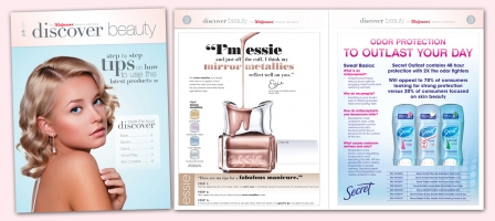 Beauty Advisor Newsletter