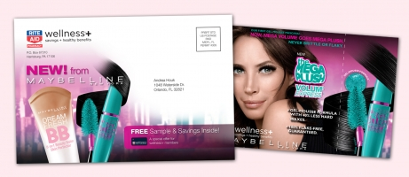 Rite Aid Maybelline Mailer
