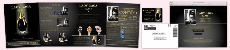 Lady Gaga Promotion