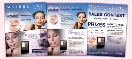 Maybelline Newsletter
