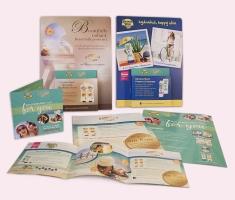 Brochure Holder Display