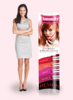 Revlon Display Standee