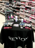 In-Store Demonstration Table
